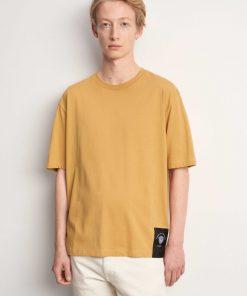Tiger Jeans Pro T-shirt Mustard