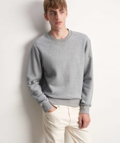 Tiger Jeans Niccola M Sweatshirt Medium Grey Melange