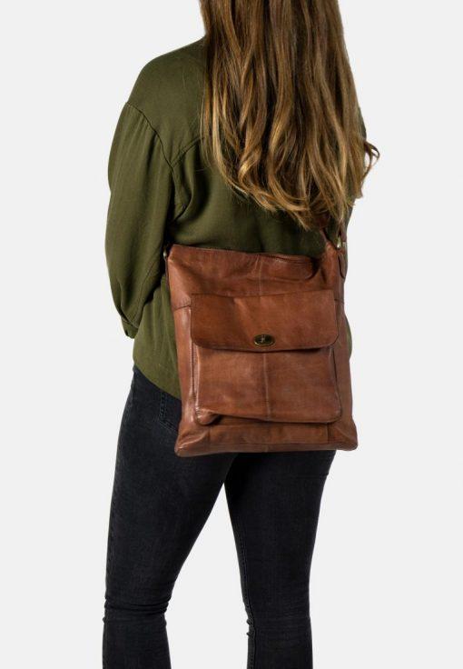 RE:DESIGNED 1656 Urban Bag Walnut