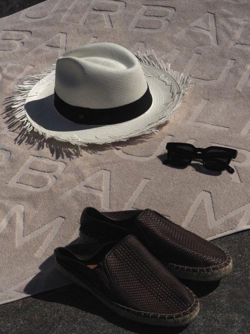 Balmuir Logo Beach Towel Sand Beach