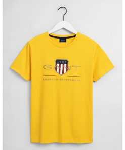 Gant Archive Shield T-shirt Solar Power