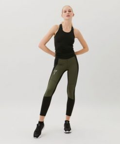 Björn Borg Sports Academy Tights Ivy Green