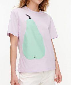 Marimekko Kapina Päärynä T-shirt Lavender