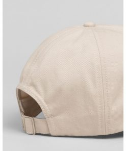 Gant Cotton Twill Cap Putty