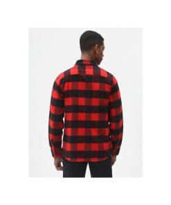 Dickies New Sacramento Shirt Red