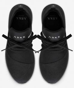 Arkk Copenhagen Raven Mesh Shoe Women All Black