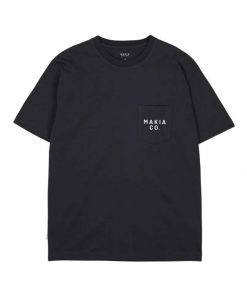 Makia Torp T-shirt Black