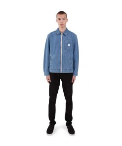 Makia Irwin Jacket Stone Wash