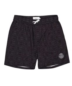 Makia Scope Hybrid Shorts Dark Grey