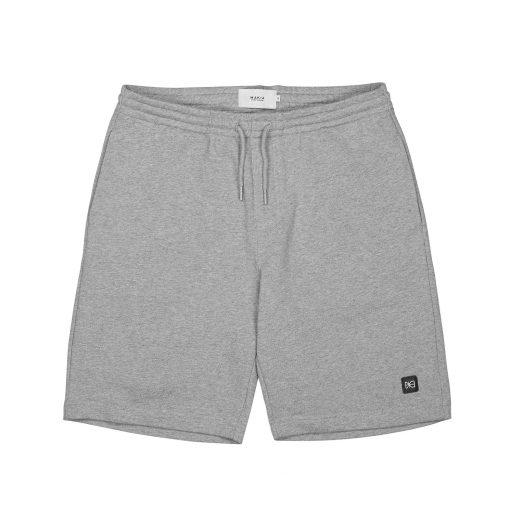 Makia Curb Shorts Grey