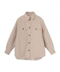 Envii Enbirke Jacket Pearl Melange