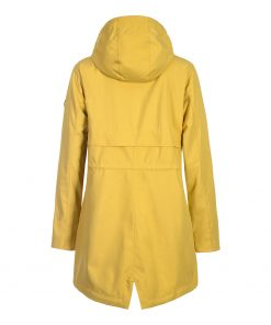 Luoto Maija Parka Jacket Yellow