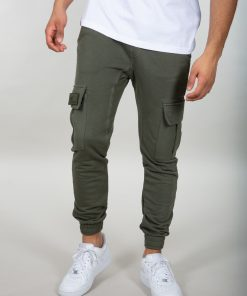 Alpha Industries Terry Jogger Dark Olive