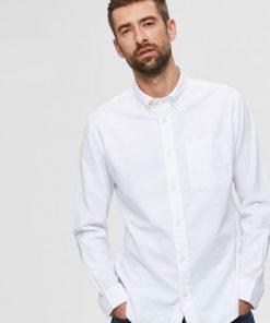 Selected Homme Rick Flex Shirt White