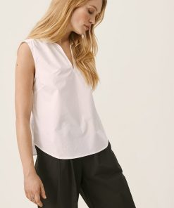 Part Two Ivora Shirt Bright White