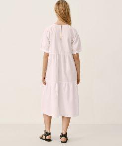 Part Two Iane Dress Bright White