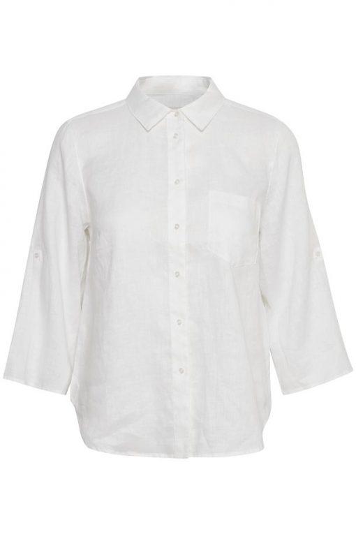 Part Two Cindies Shirt Bright White