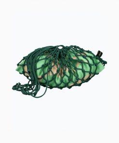 Marimekko Auvikki Pieni Unikko Bag Green