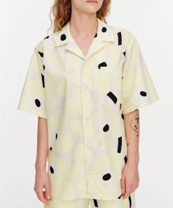 Marimekko Kauniita Pieni Unikko 2 shirt Beige