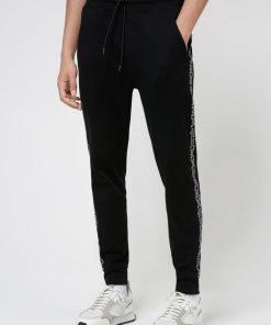 Hugo Boss Daky213 Jersey Trousers Black