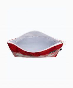 Marimekko Relle Mansikkavuoret Cosmetic Bag Red