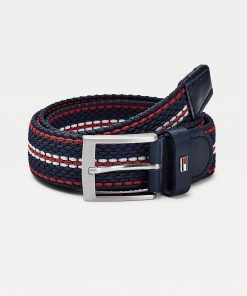 Tommy Hilfiger Adan Elastic Belt Corporate