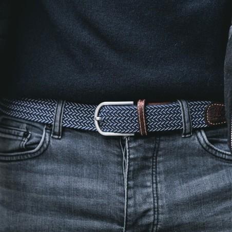 Billybelt Elastic Woven Belt The Bogota