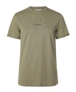 Les Deux Lens T-shirt Lichen Green