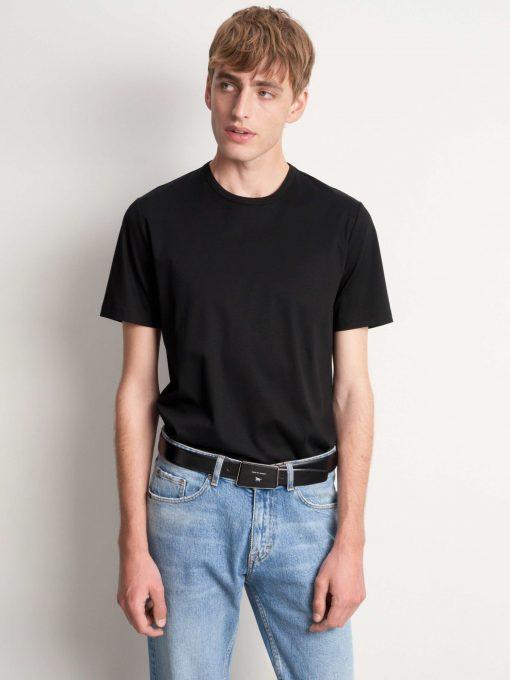 Tiger of Sweden Olaf T-shirt Black