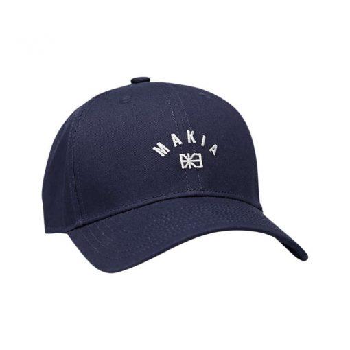 Makia Brand Cap Navy