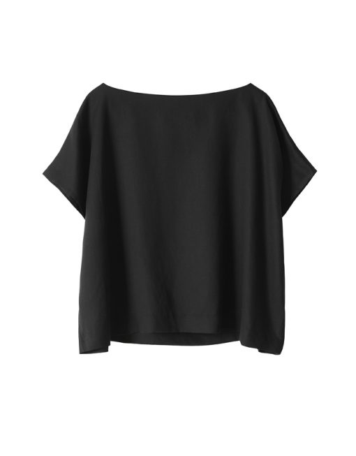 A Part of the Art Boxy Tee Black