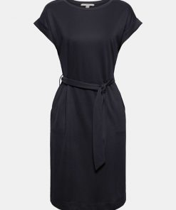 Esprit Jersey Dress Black