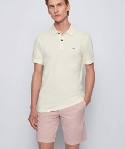 Hugo Boss Prime Polo White
