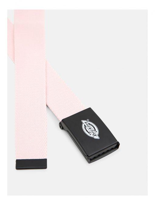 Dickies Orcutt Logo Buckle Belt Light Pink