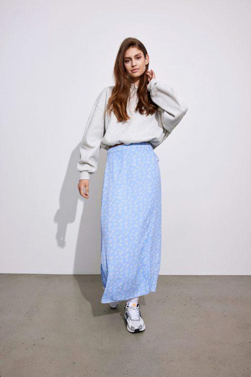 Envii Enmallow Skirt Burnet Rose