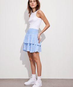Envii Enlemon Skirt Burnet Rose