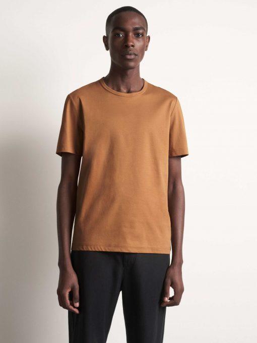 Tiger of Sweden Olaf T-shirt Tobacco Brown