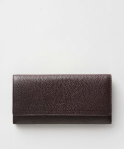 Tiger of Sweden Monellia Wallet Noon Plum