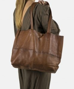 RE:DESIGNED Marlo Urban Large Bag Walnut