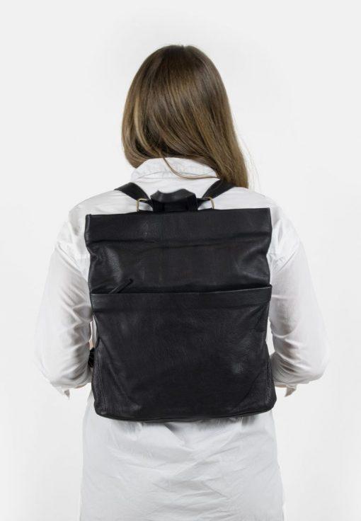 RE:DESIGNED Begndal Backpack Black
