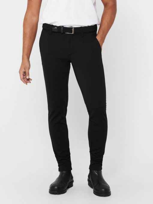 Only & Sons Mark Pants Black