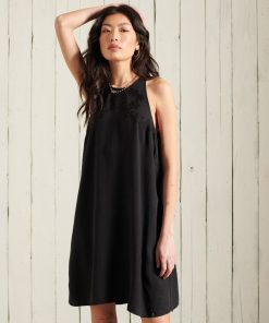 Superdry Sleeveless Dress Black