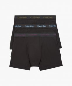 Calvin Klein 3 Pack Cotton Stretch Trunks