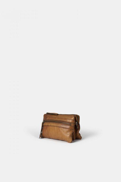 RE:DESIGNED Isla Crossover Bag Small Tan
