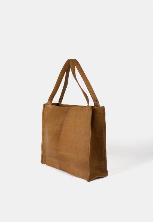 RE:DESIGNED Aro Urban Bag Large Burned Tan