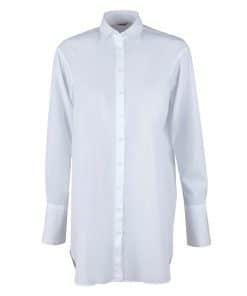 Stenströms Saga Boyfriend Shirt White