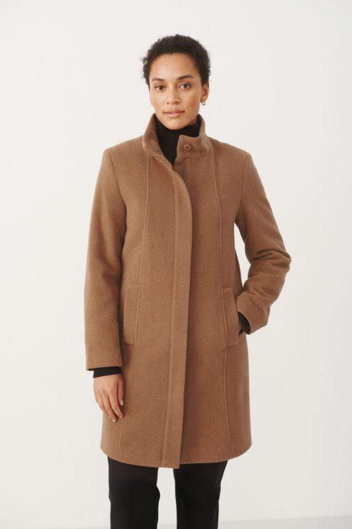 Part Two Isabellis Jacket Tobacco Brown