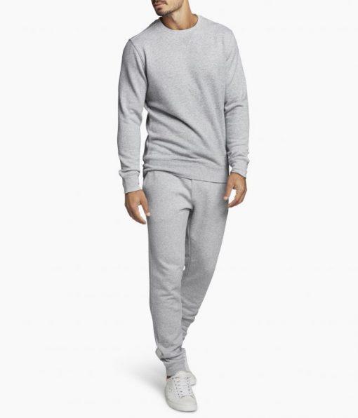 Björn Borg Centre Tapered pant Light Grey Melange