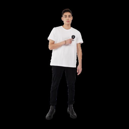 Makia Peek T-shirt White