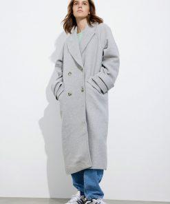 Envii Enchantal Jacket Grey Melange